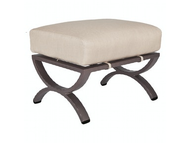 OW Lee Furniture Luna Ottoman 3290-O