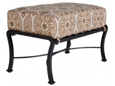 OW Lee Furniture Viento Ottoman 3894-O