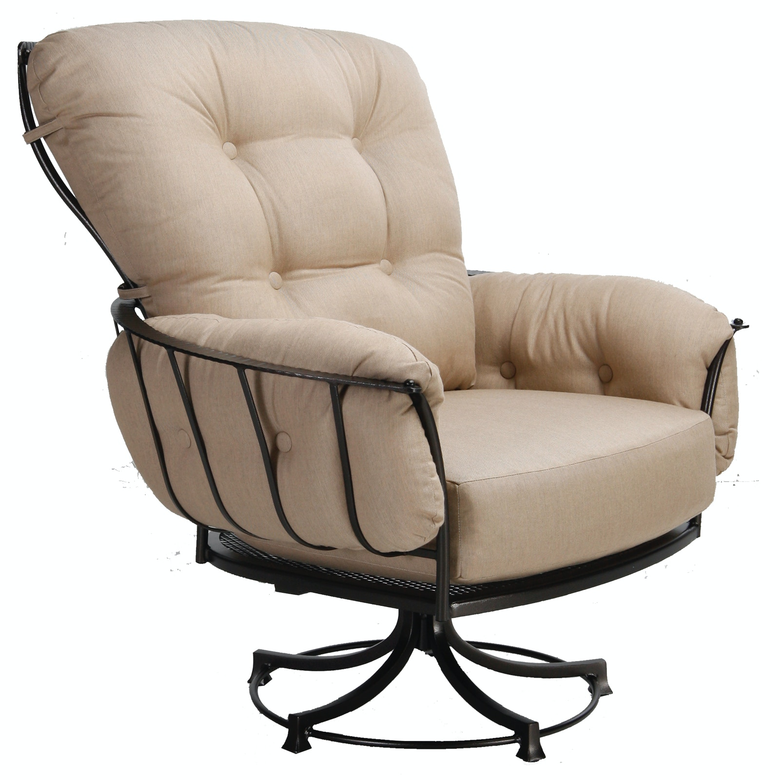 Delicieux OW Lee Furniture Monterra Swivel Rocker Lounge Chair 421 SR