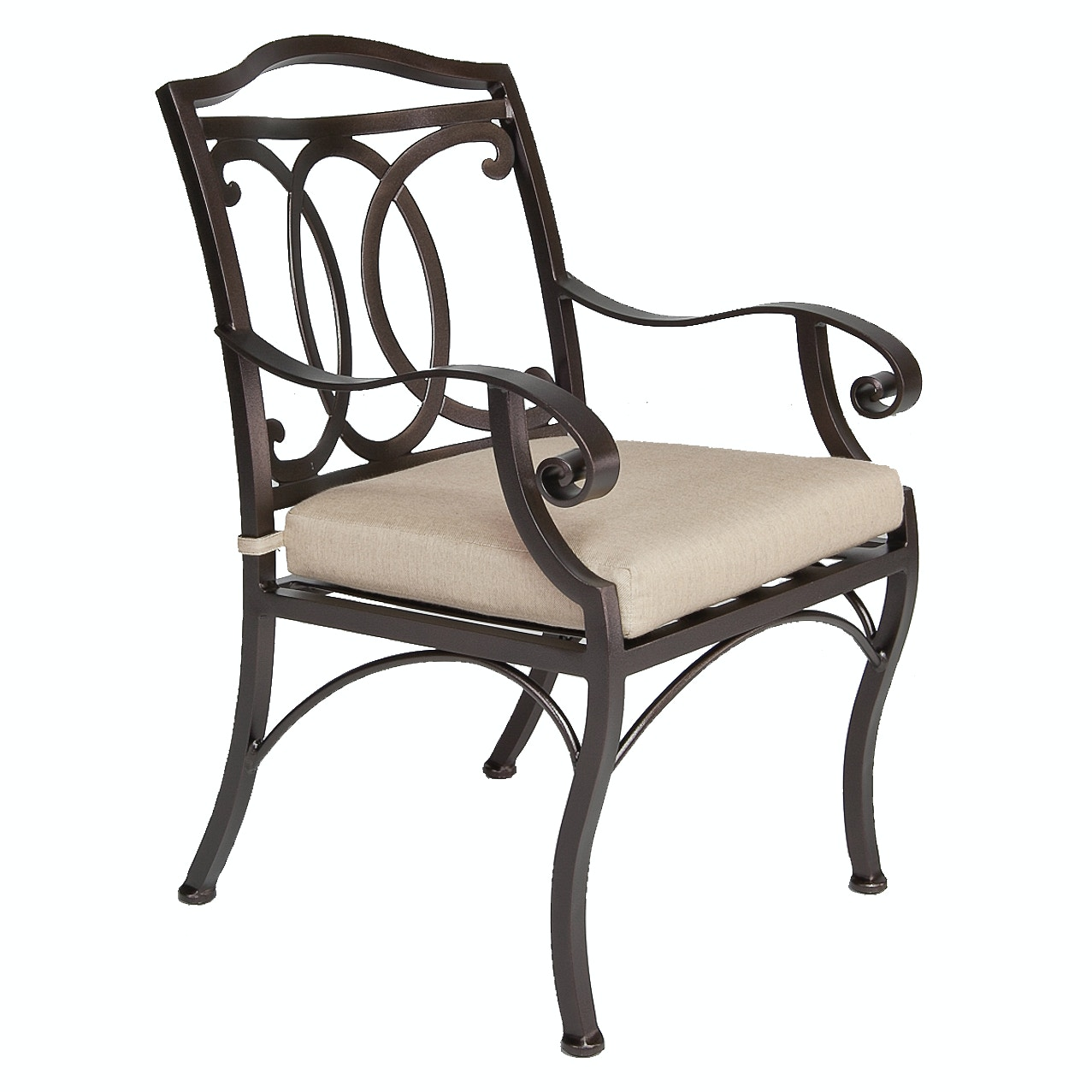 OW Lee Furniture Palisades Dining Arm Chair 4653 A
