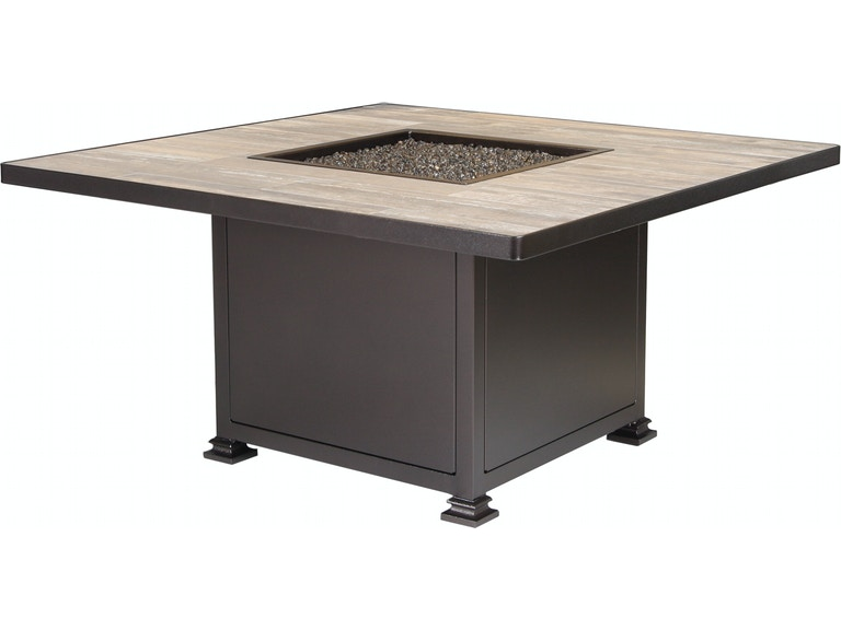 OW Lee Furniture 51-37A Santorini Fire Pit - OW Lee Furniture 51-37A OutdoorPatio Santorini Fire Pit