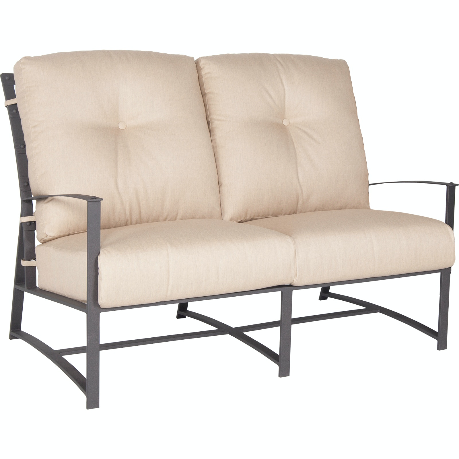 OW Lee Furniture Ridgewood Love Seat 73125 2S