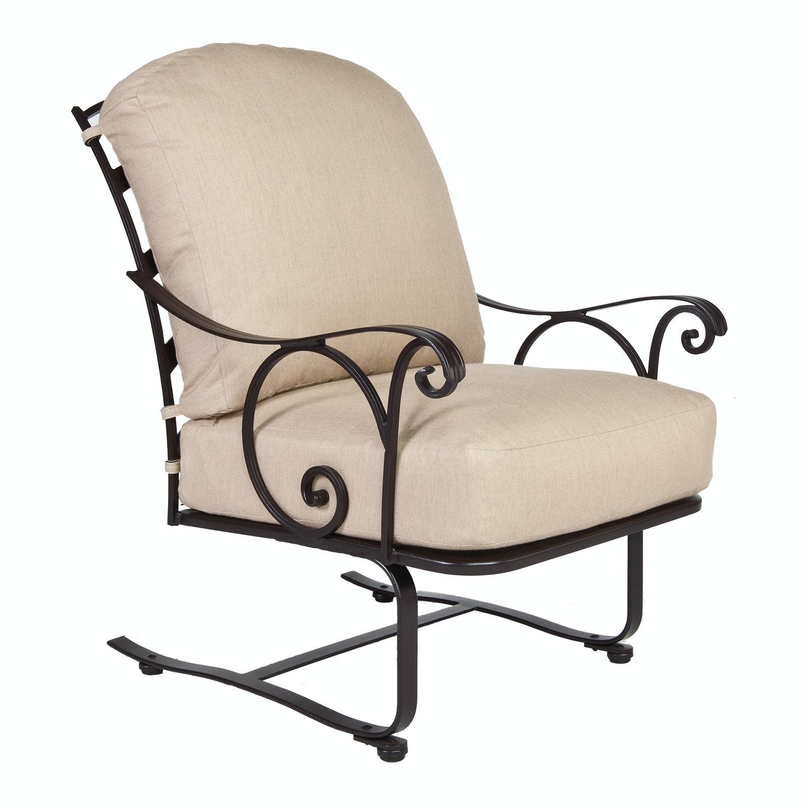 OW Lee Furniture Spring Base Lounge Chair 8264 SB