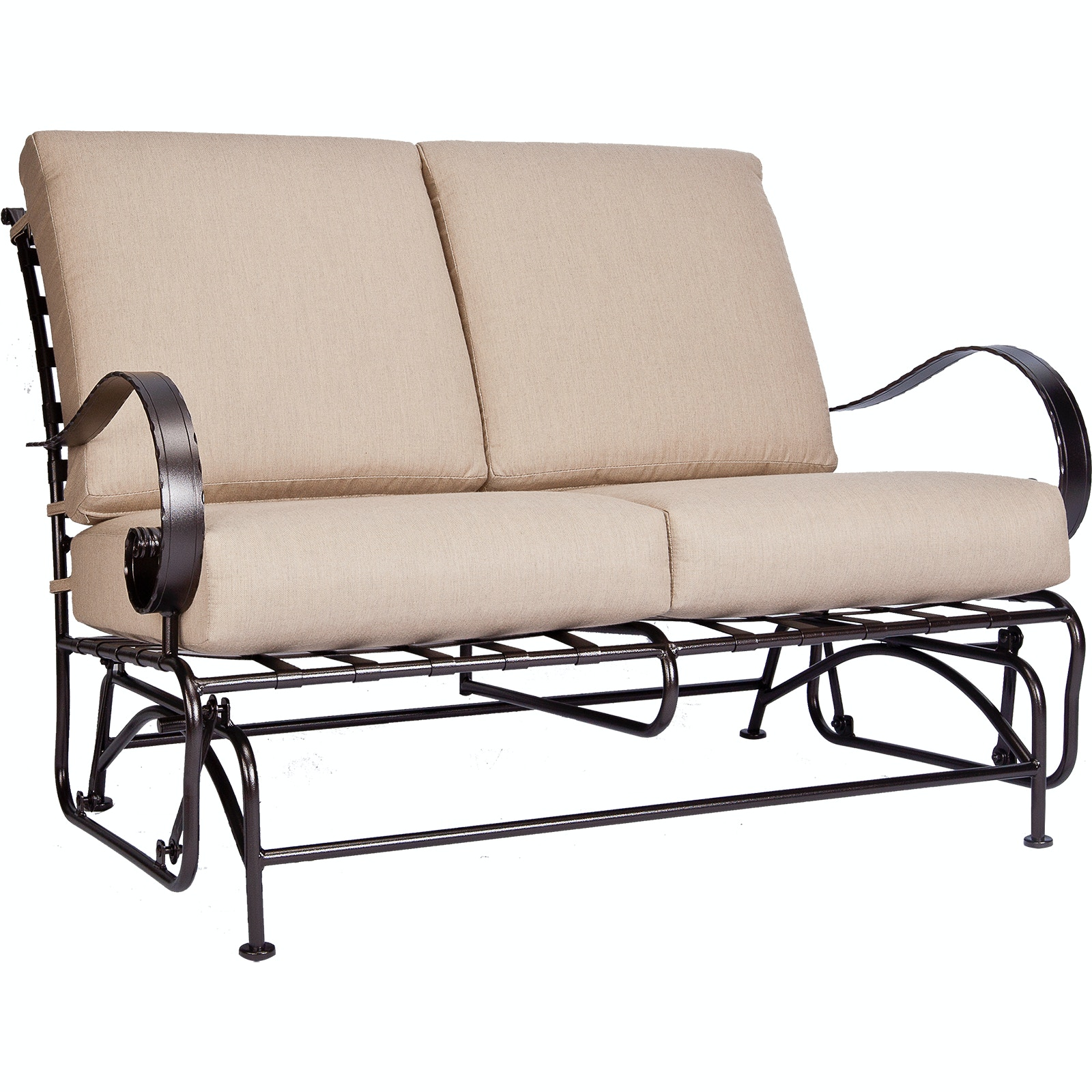 OW Lee Furniture Classico W Love Seat Glider 956 2GW