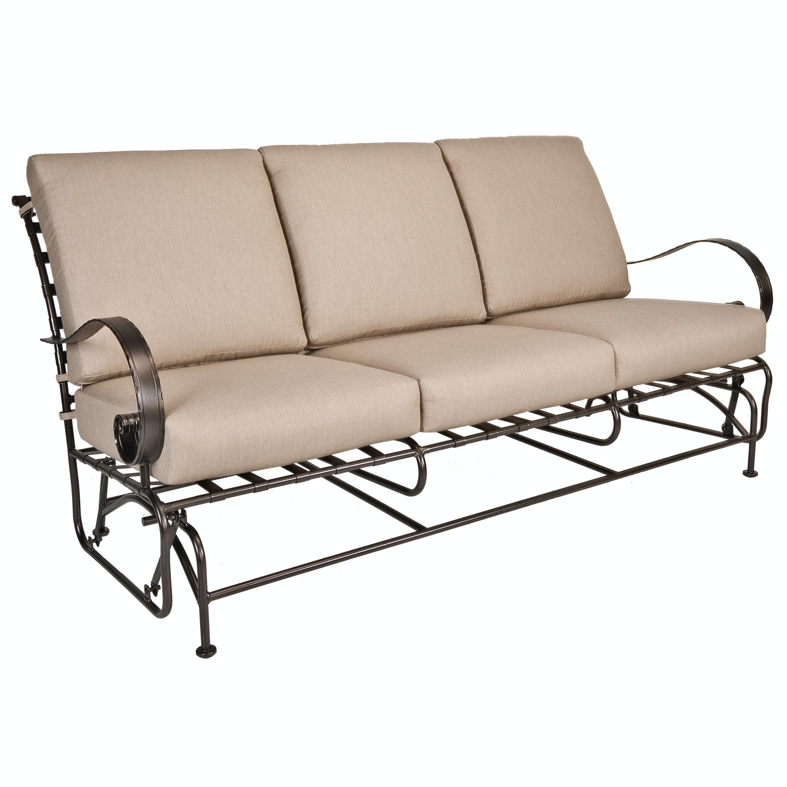956 3GW OW Lee Furniture Classico W Sofa Glider