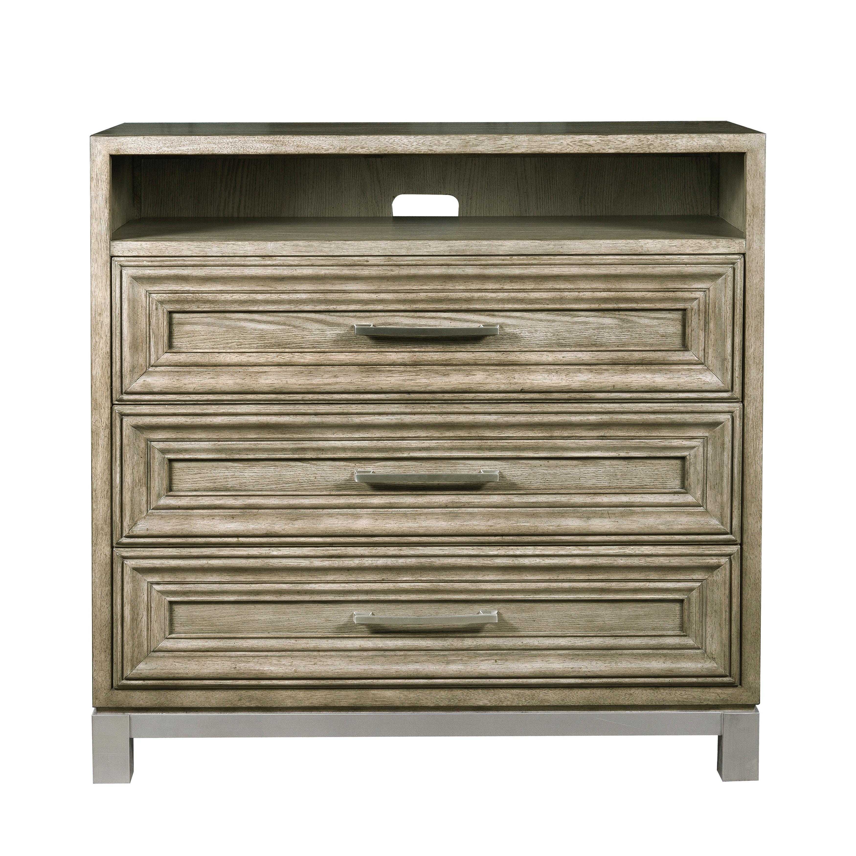 pulaski furniture park place media chest p061145