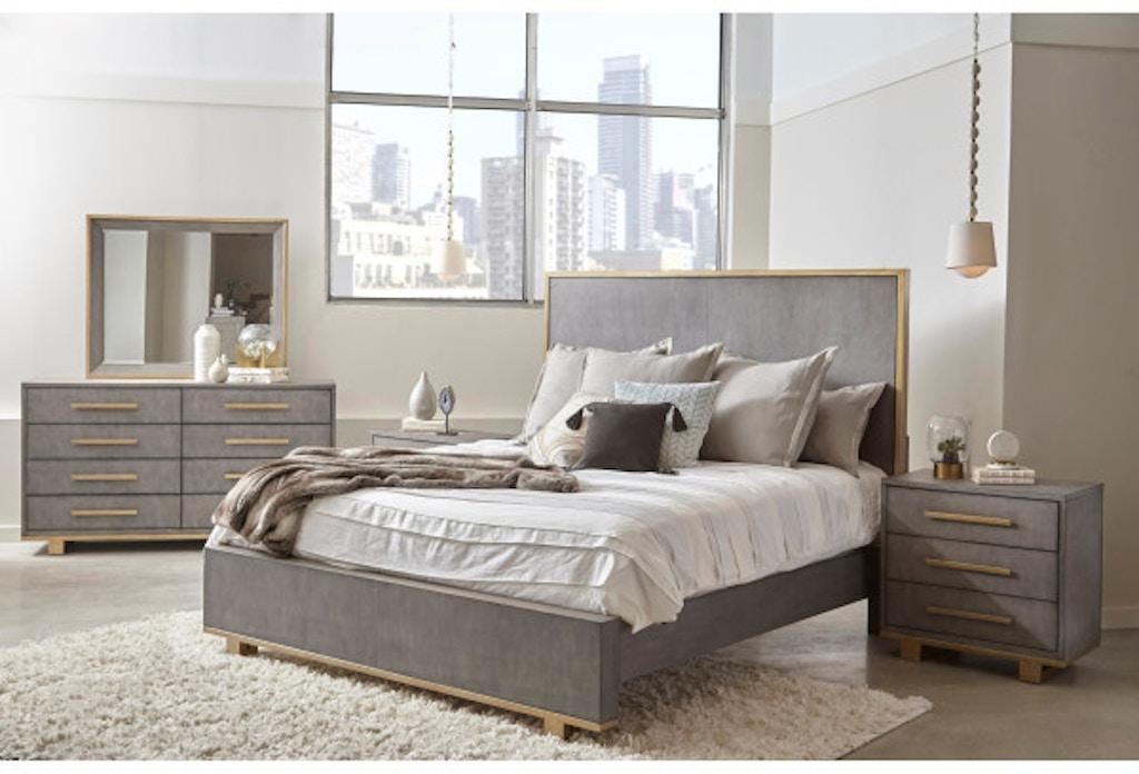 Very Pulaski Furniture P077150 Bedroom Carmen 5/0 Panel Bed Headboard FF94