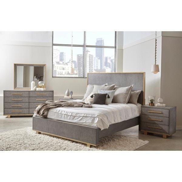 Pulaski Furniture Carmen 5/0 Panel Bed Headboard P077150
