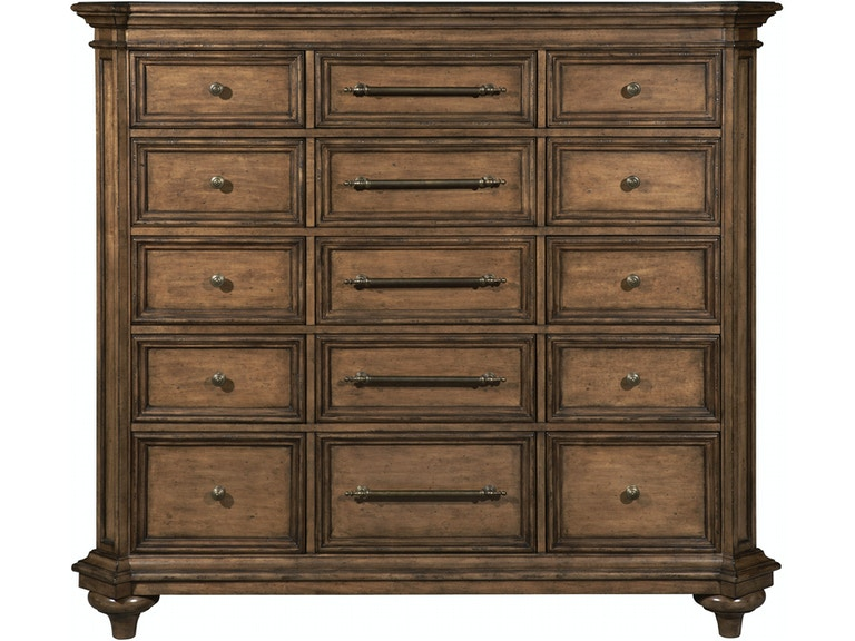 Pulaski Furniture P Bedroom Carrington Master Chest - Carrington bedroom furniture