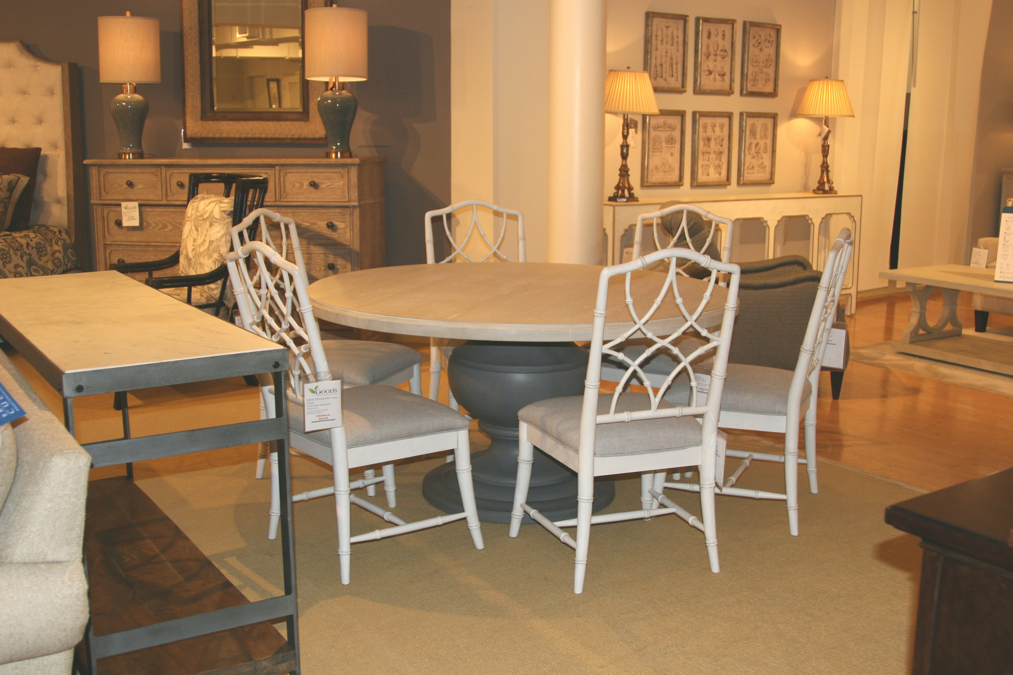 Paula Deen Furniture 8 Piece Dining Set Paula Deen Bungalow Dining Group