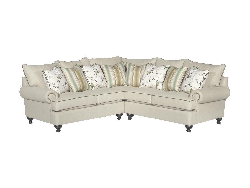 Paula Deen Furniture Paula Deen Sectional P7117BD Sect