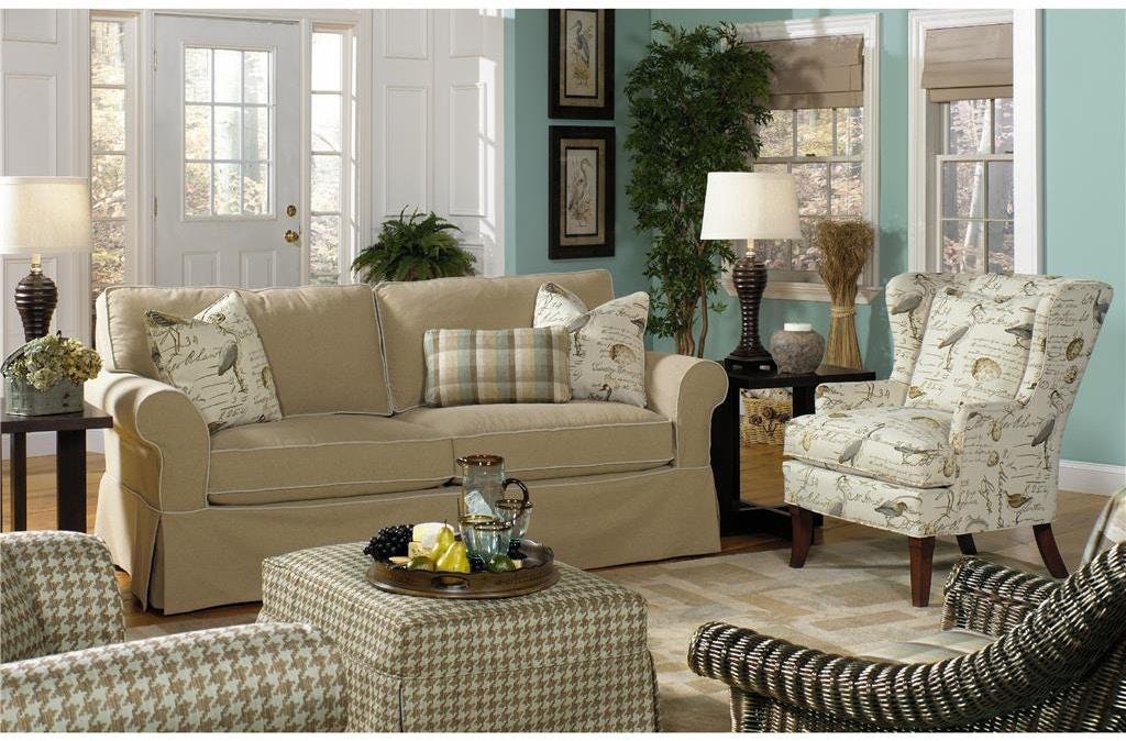 Paula Deen Furniture Paula Deen Sofa P928550BD