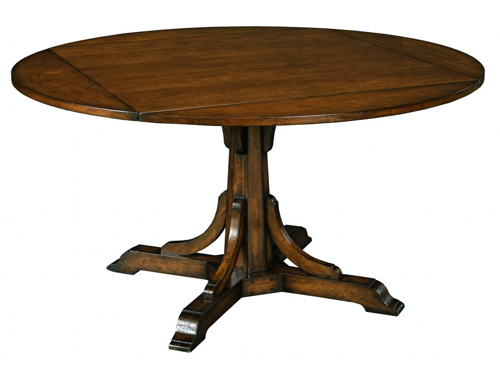 woodbridge furniture dining room craftsmen dining table 5056 11