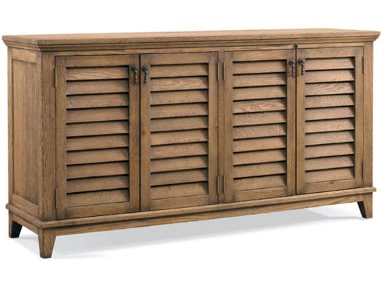 Precedent furniture living room media console with for Furniture 365