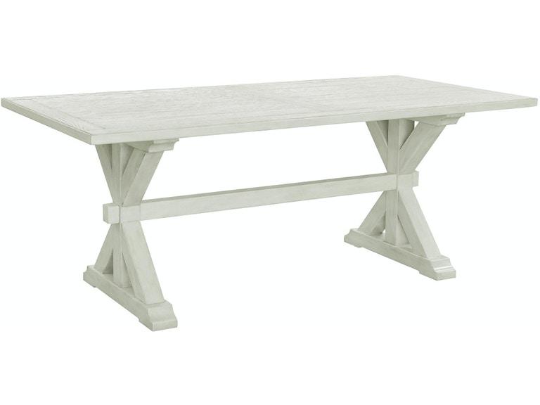 Ski Furniture D299 132b Dining Room White Farmhouse