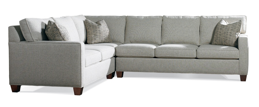 Sherrill Furniture 3100SECT Living Room sectional