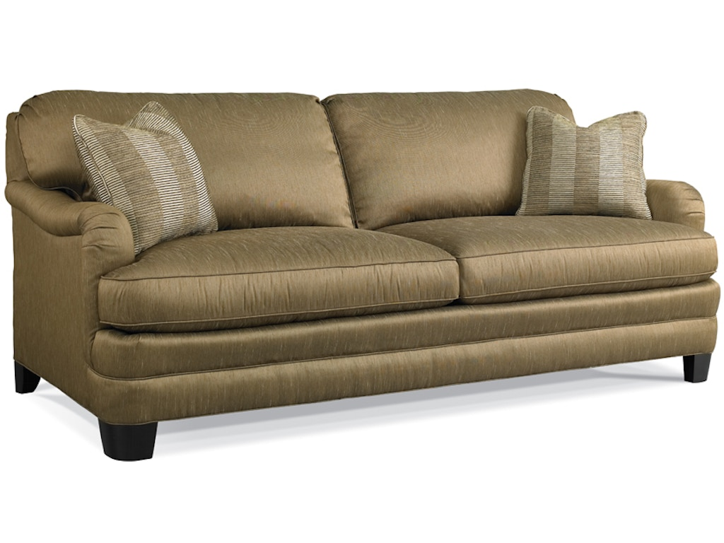 Sherrill Furniture Living Room Design Your Own 9700 Series Sofa 9724 Ekah Goods Home