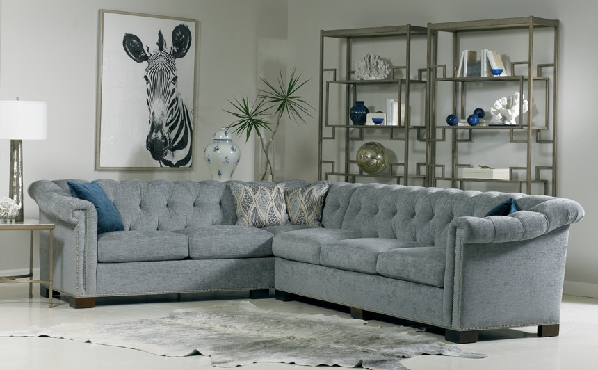 Sherrill Furniture DC131 Sectional