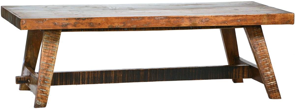 High Quality Dovetail Furniture Houston Coffee Table SHR68