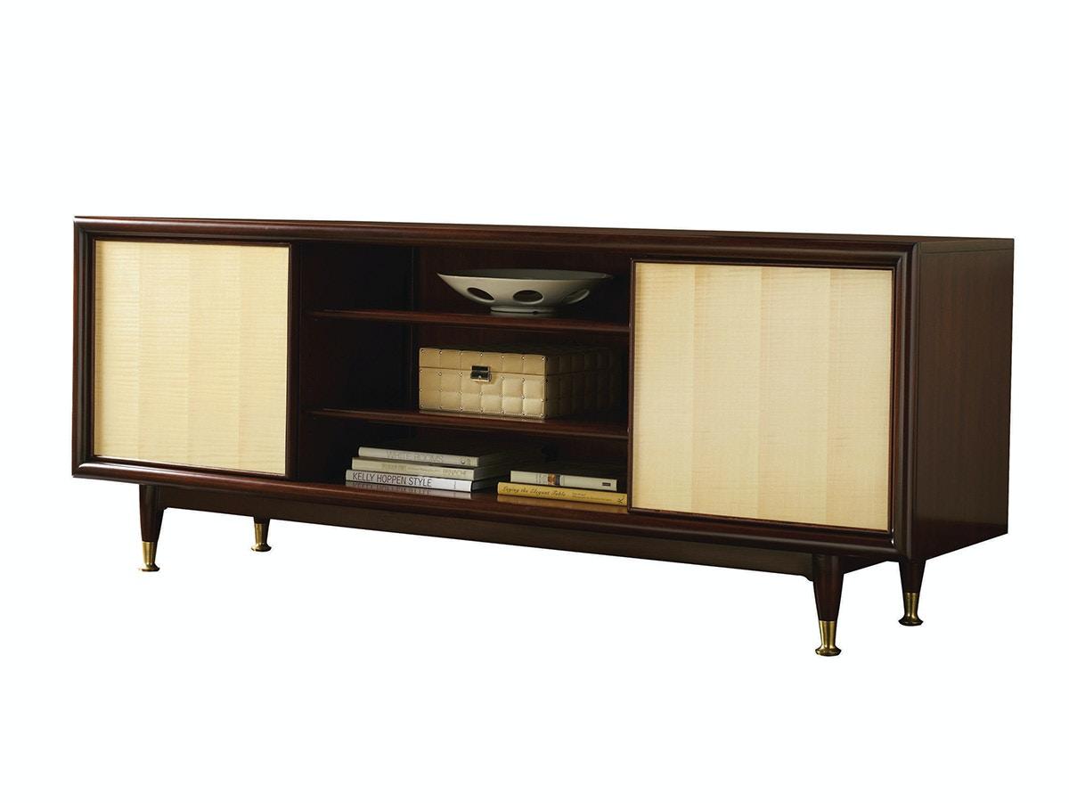 sligh furniture studio designs caprice media console 100ml663