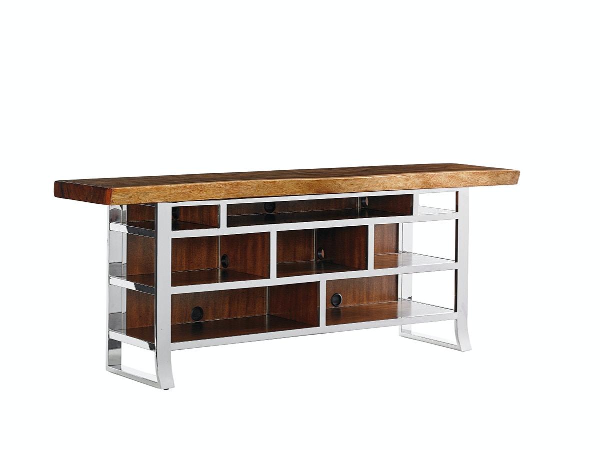 sligh furniture studio designs katara live edge media console 100nl670