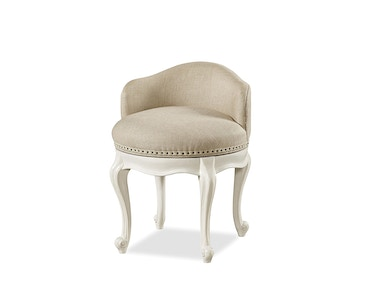 Smartstuff Furniture Bellamy Swivel Vanity Seat 330A071