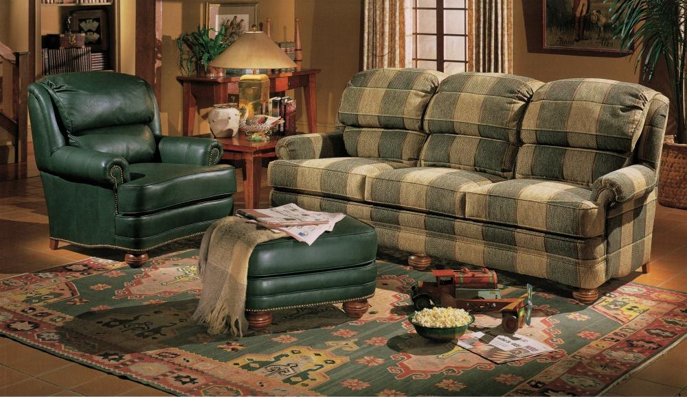Smith Brothers Furniture Sofa 311 10