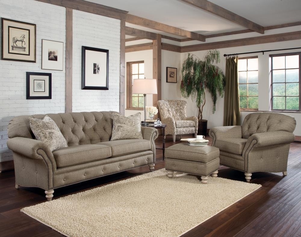 Smith Brothers Furniture Sofa 396 10