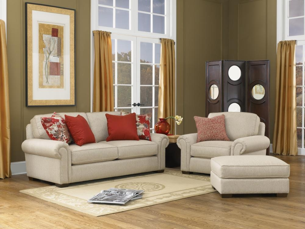 Smith Brothers Furniture Size Sofa 8122 11