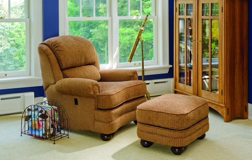 Smith Brothers Furniture Tiltback Chair 988 47