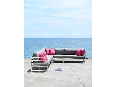 CabanaCoast Furniture Sectional Group Soho SN