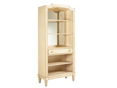 Stanley Furniture European Cottage - Bookcase 007-25-18