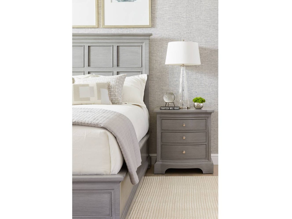 Stanley Furniture Transitional - Nightstand 042-33-80