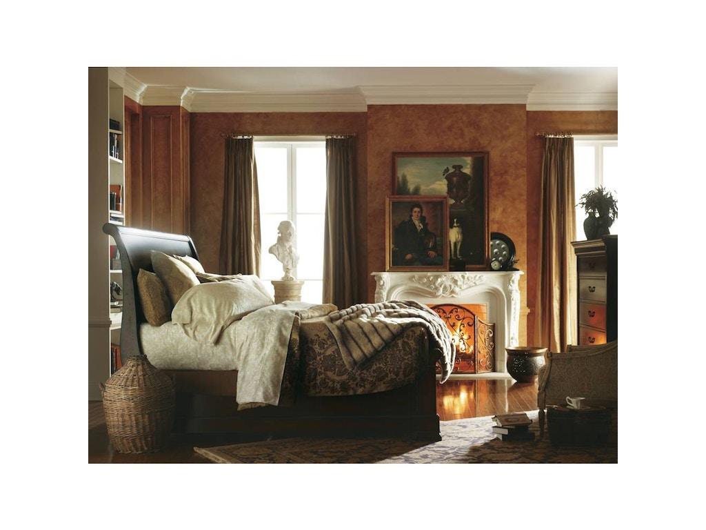 Stanley Bedroom Furniture Stanley Furniture Bedroom Louis Philippe Sleigh Bed Queen 058 13 52
