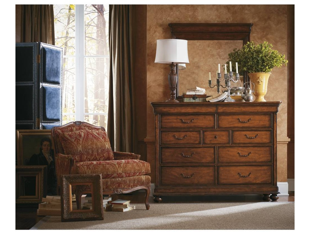 Stanley Furniture Bedroom Louis Philippe Dressing Chest 058 13 06 Goods Home Furnishings