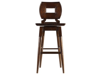 Stanley Furniture Artisan - Wood Barstool 135-11-73