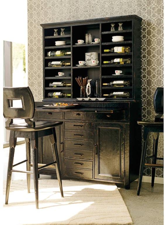 Stanley Furniture Wood Barstool 135 81 73