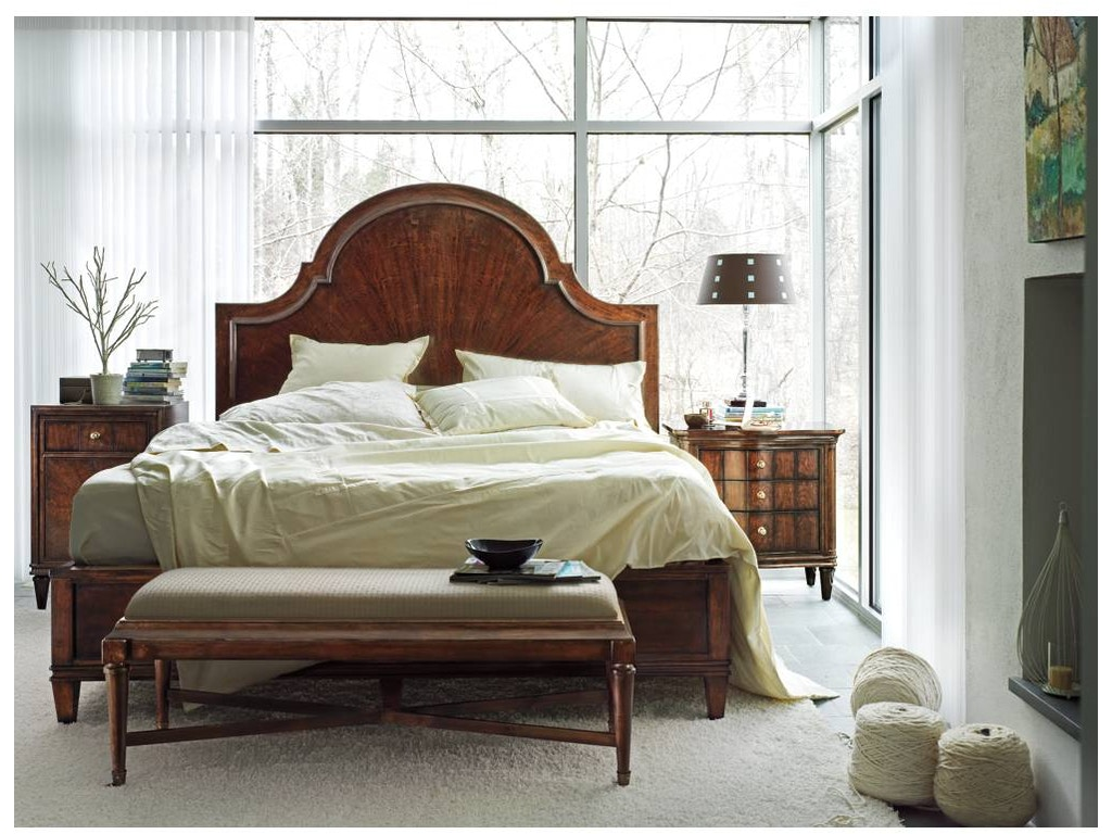 Stanley Furniture 193-13-82 Outlet Bedroom Avalon Heights ...
