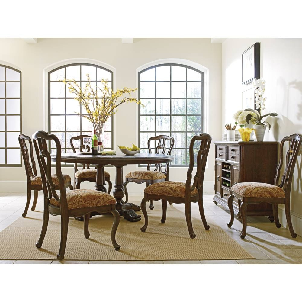 Stanley Furniture Rustica   64 Round Table 208 11 31 Outlet