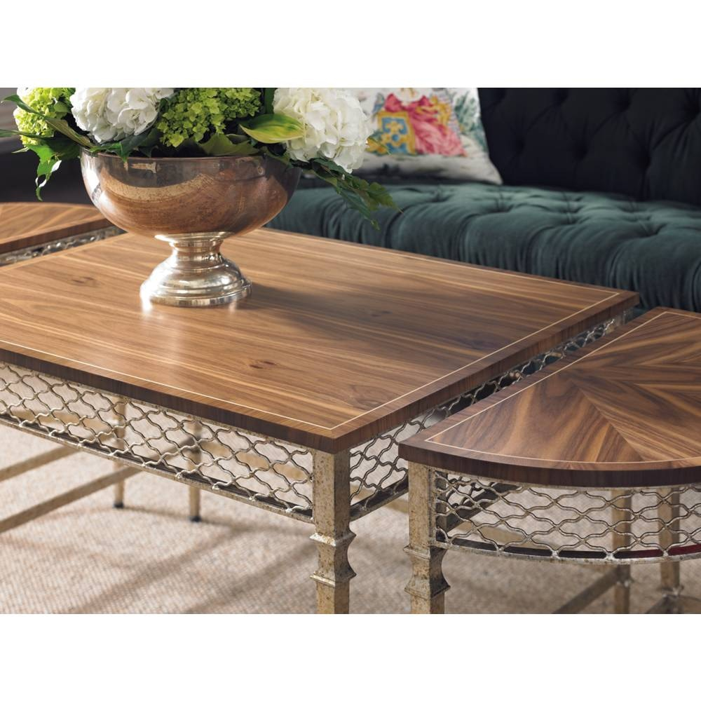 Stanley Furniture Charleston Regency   Trinity Cocktail Table 302 45 02  Outlet