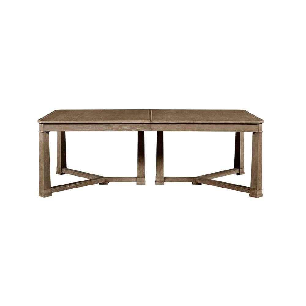 Stanley Furniture Wethersfield Estate   Rectangular Dining Table 518 11 36
