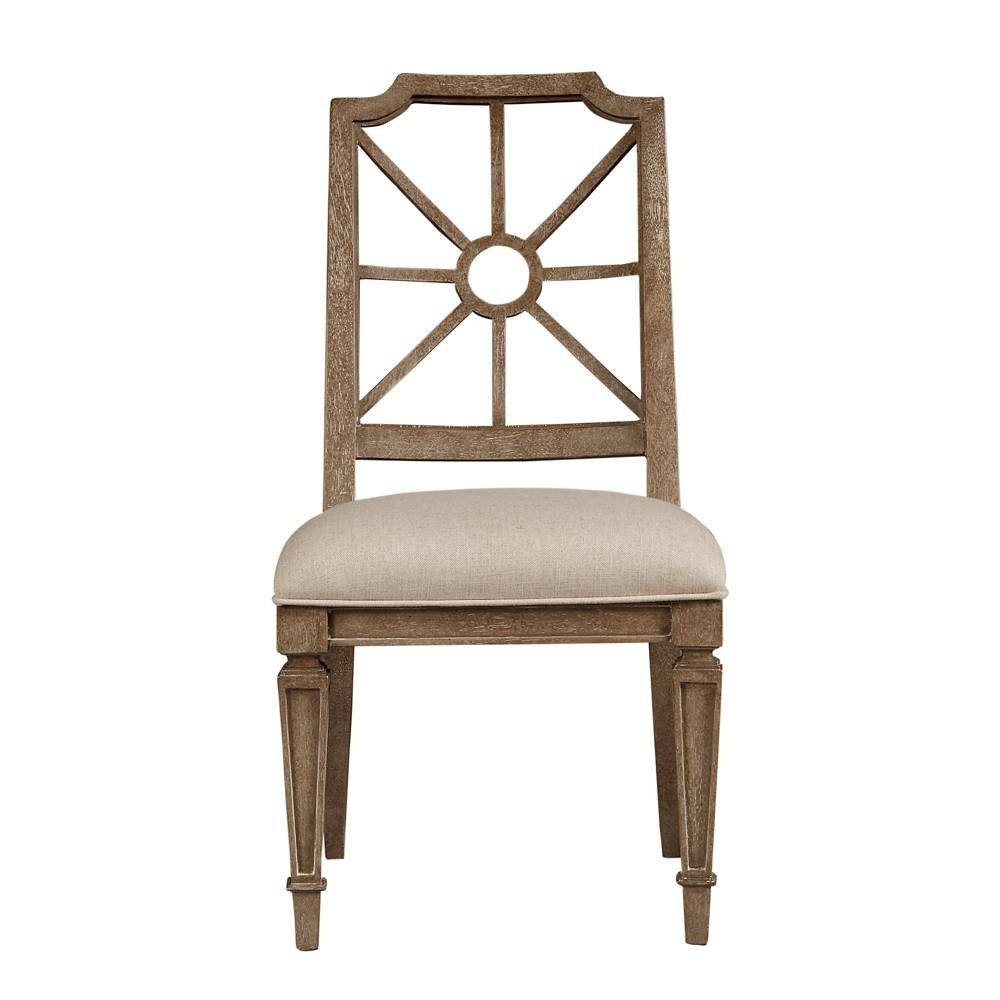 Stanley Furniture Outlet Showroom; Stanley Furniture Wethersfield Estate  Side Chair ...