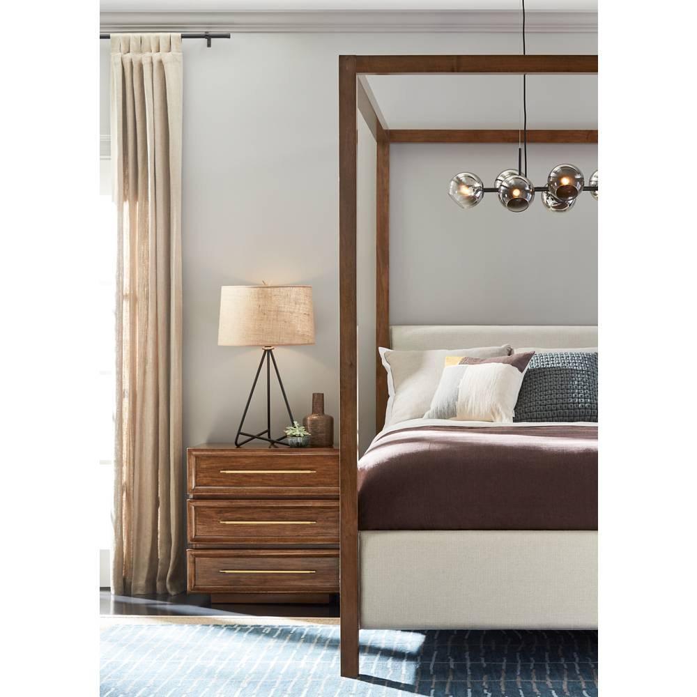 archetype furniture. Stanley Furniture Panavista - Archetype Canopy Bed King 704-13-47