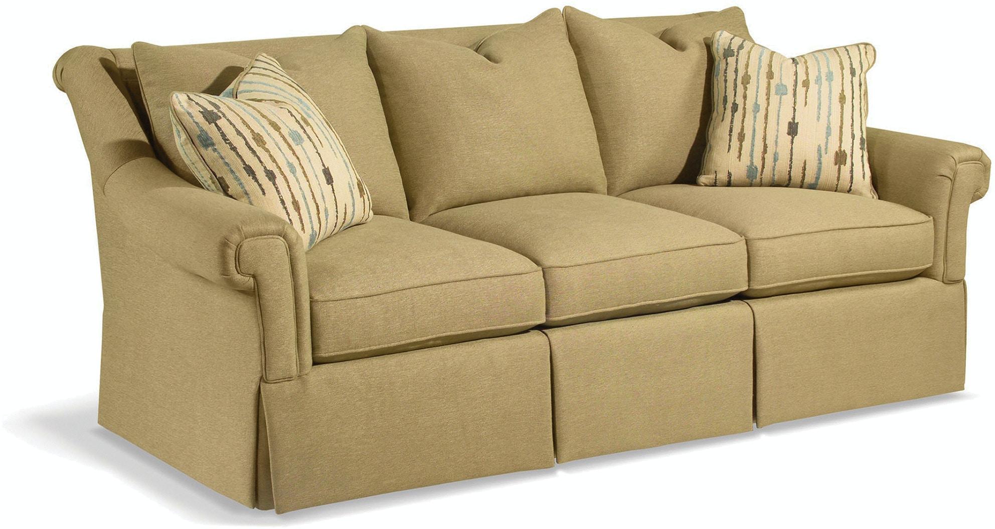 Taylor King Furniture 1020 03 Living Room Ainsworth Sofa