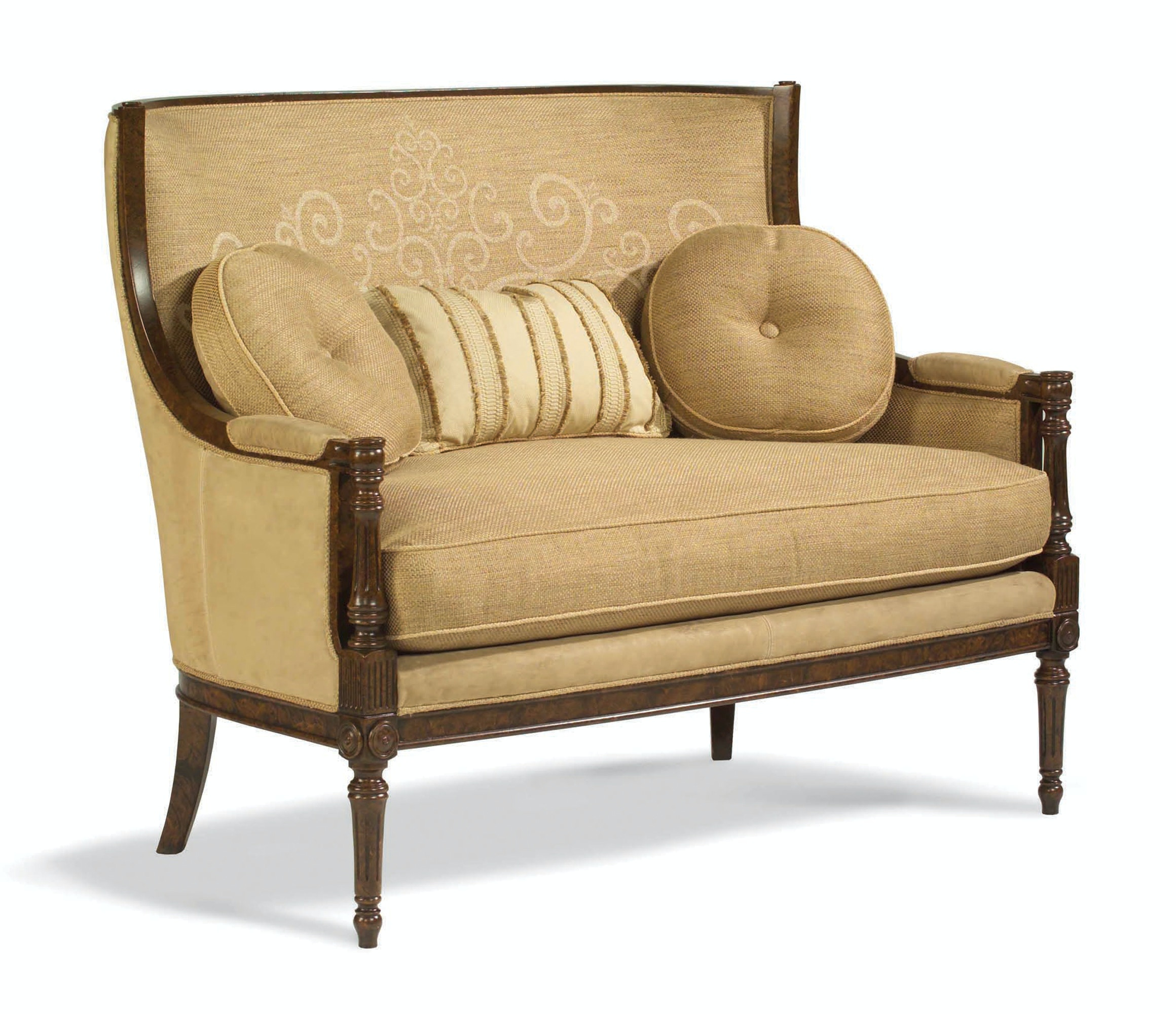 Taylor King Furniture Living Room Settees Goods Home Furnishings