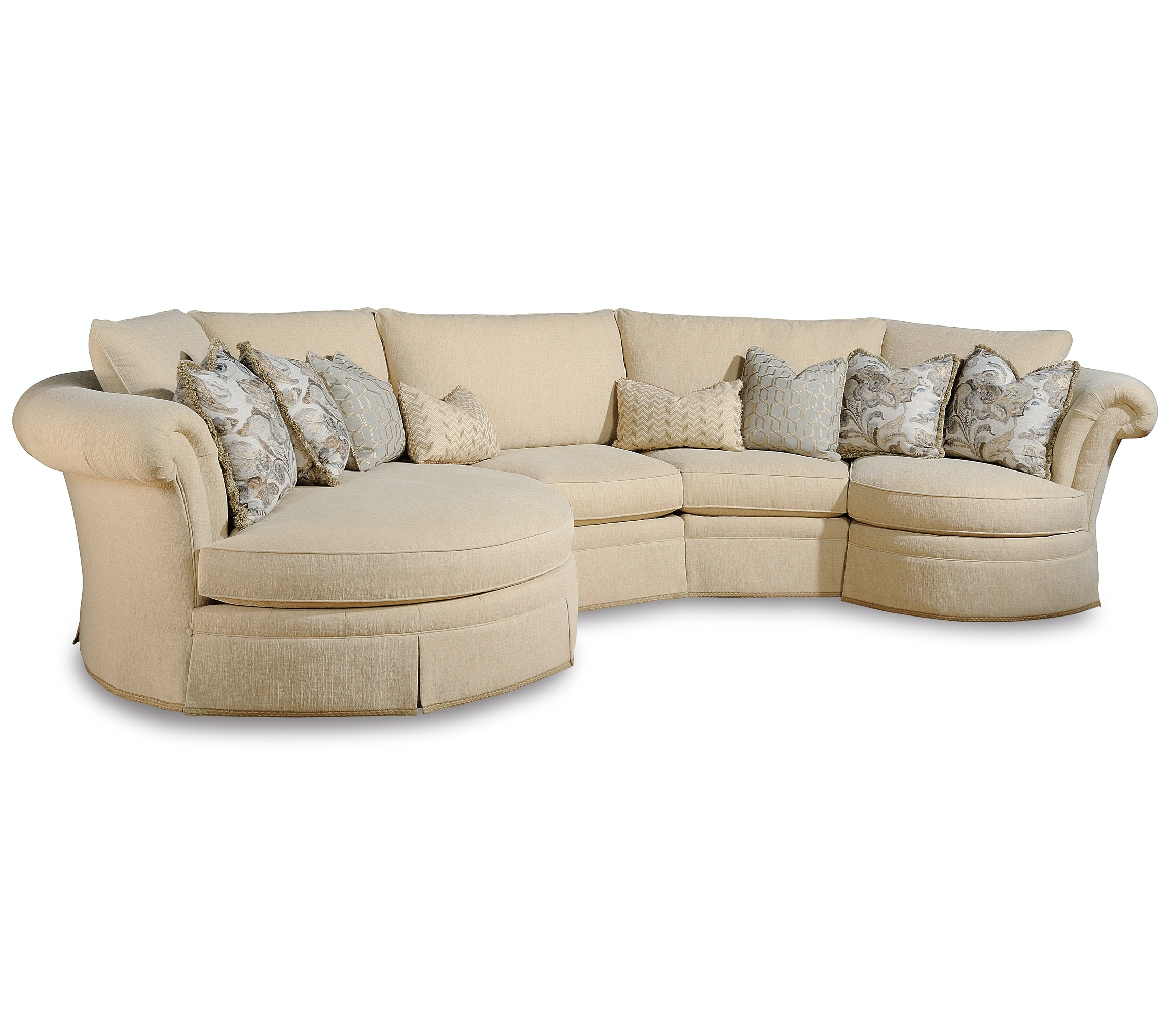 19. BAUDELAIRE SECTIONAL · 19 · Taylor King Furniture