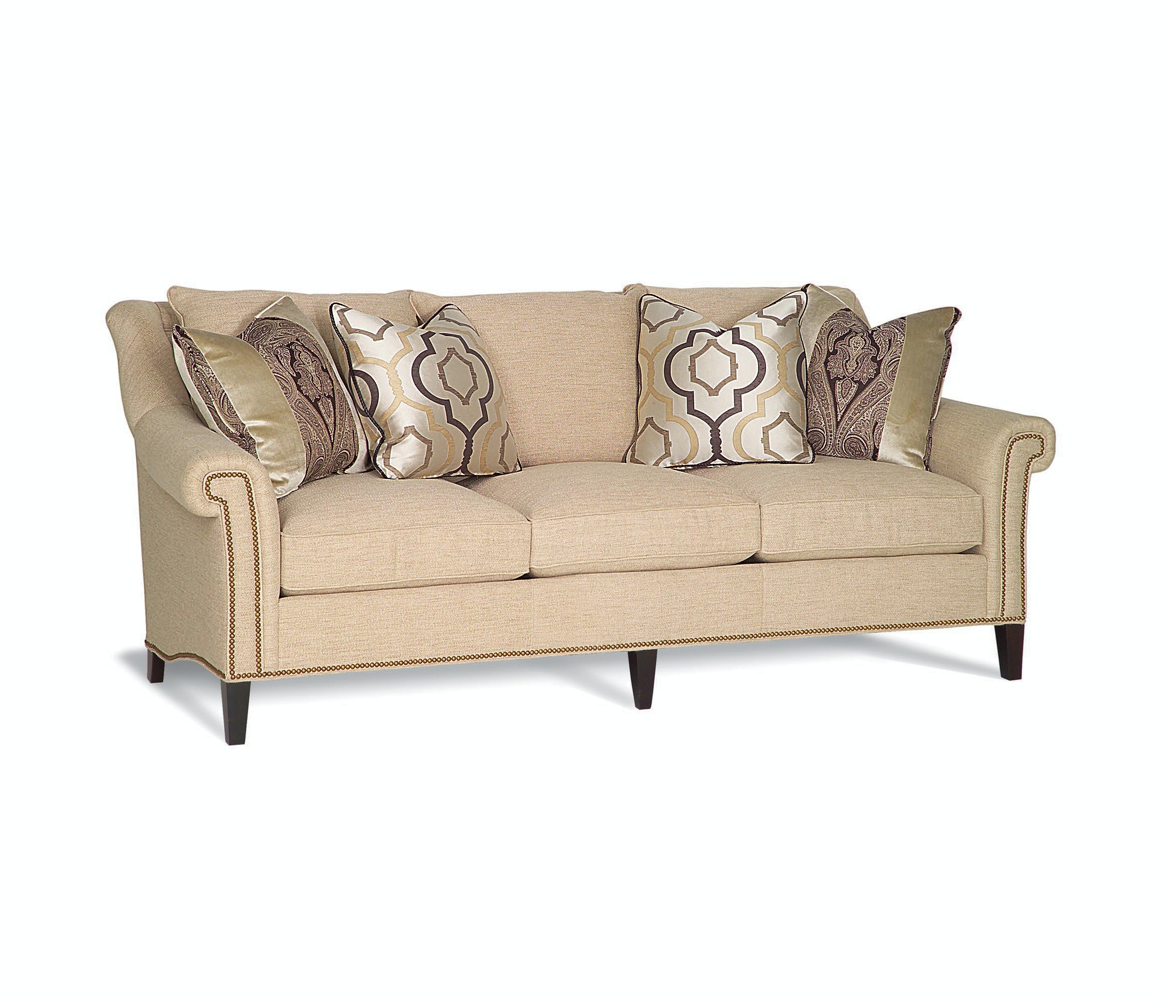 Taylor King Furniture Living Room Renshaw Sofa 2010 03