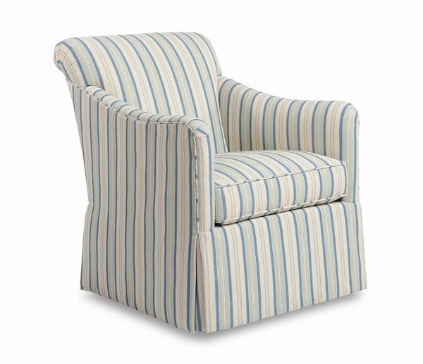 4614 01S. Calhoun Swivel Chair
