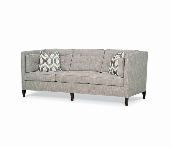 Taylor King Furniture Living Room Temple Sofa 7014 03