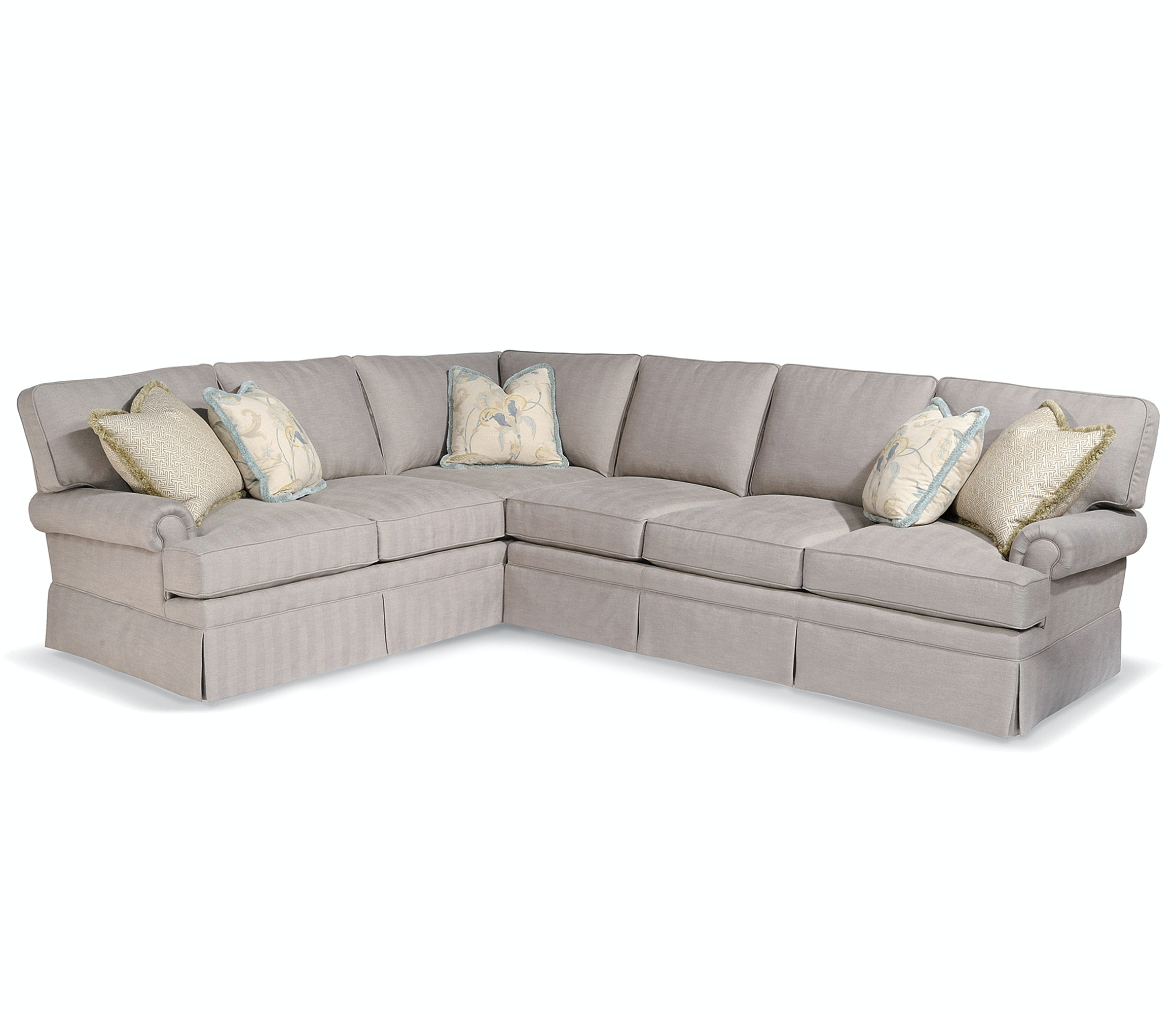 Taylor King Furniture Living Room Quincy Sectional 8312SK